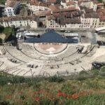 le théâtre romain de Vienne
